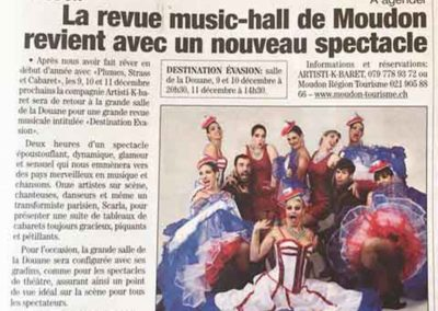 article journal moudon 11.11.2016